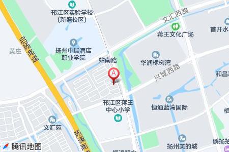文汇苑地图信息