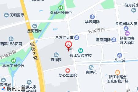 百祥园地图信息