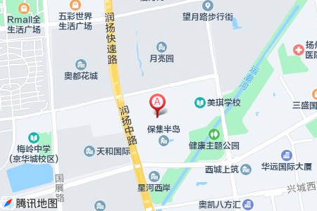 同泰花苑地图信息