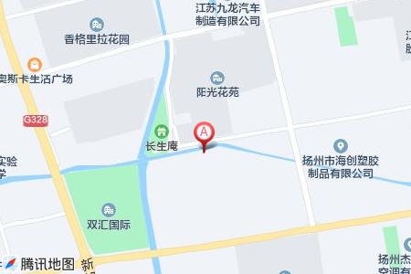 阳光花苑地图信息