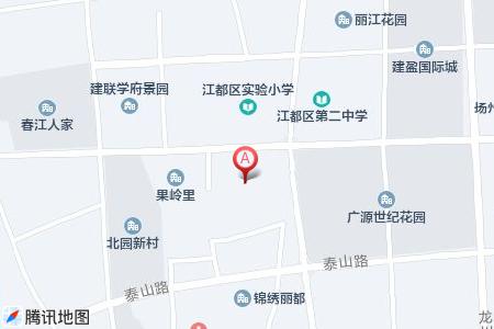 双仙公寓地图信息
