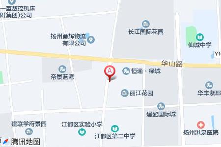 恒通绿城地图信息