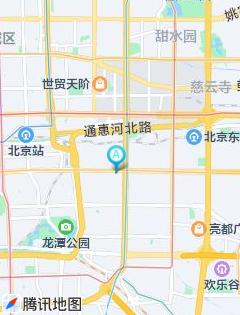 北京市朝阳区双井富力双子座A座506