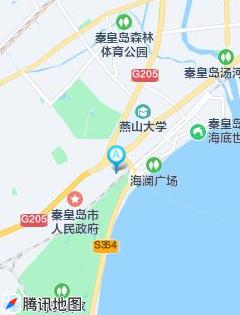 河北省秦皇岛市海港区河北大街西段海景湾B1304 (欧美学院对面)