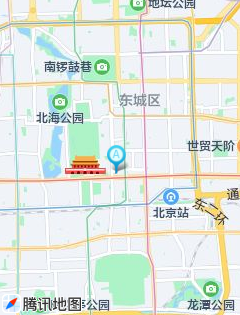 北京市东城区王府井百货大楼西侧哈姆雷斯