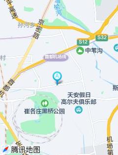 北京市朝阳区蟹岛路1号