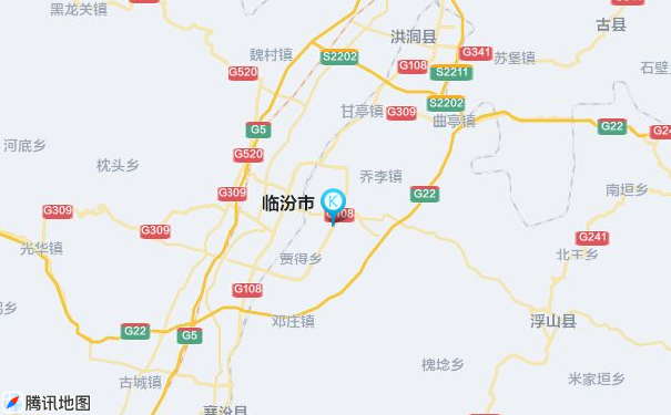 广州到临汾货运专线