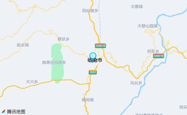 广州到临沧货运专线