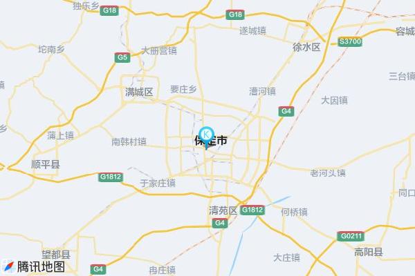 广州到保定长途搬家