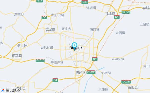 广州到保定货运专线