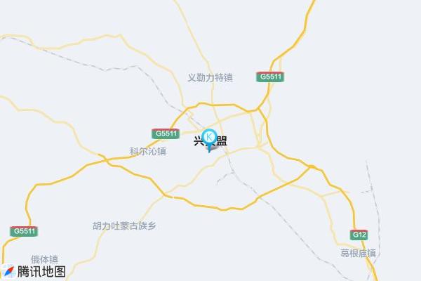 广州到兴安盟长途搬家