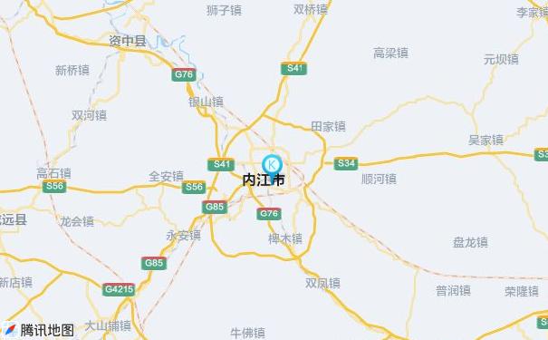 广州到内江货运专线