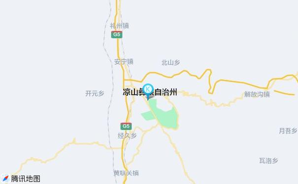 广州到凉山货运专线