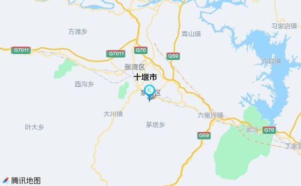 广州到十堰货运专线