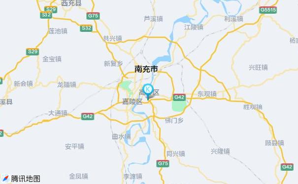 广州到南充货运专线
