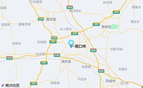 广州到周口货运专线