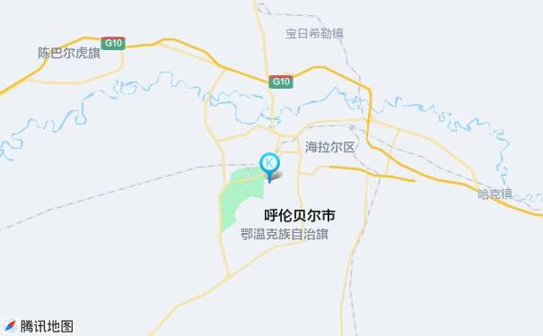 广州到呼伦贝尔货运专线