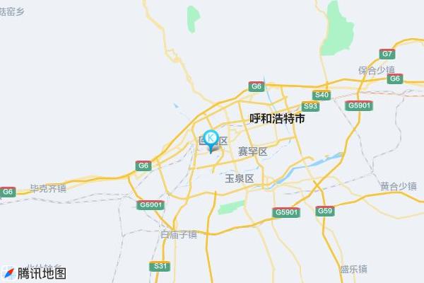 广州到呼和浩特长途搬家