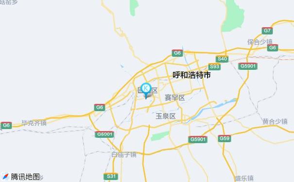 广州到呼和浩特货运专线
