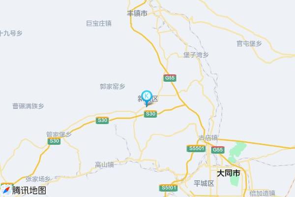 广州到大同长途搬家