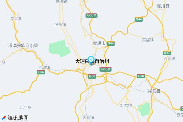 广州到大理长途搬家