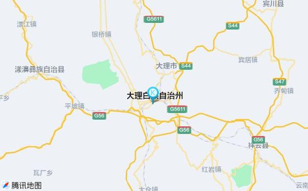 广州到大理货运专线