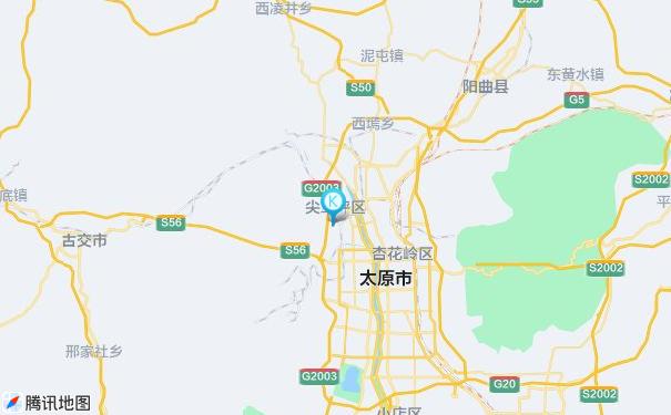 广州到太原货运专线