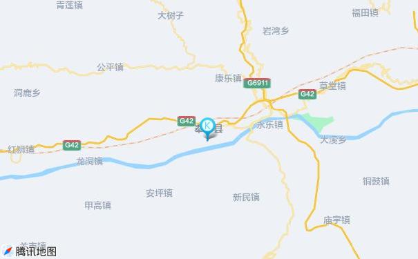 广州到奉节货运专线