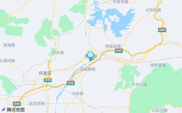 广州到密云货运专线