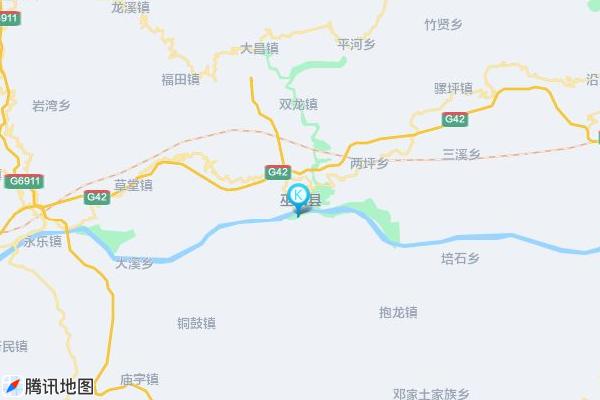 广州到巫山长途搬家
