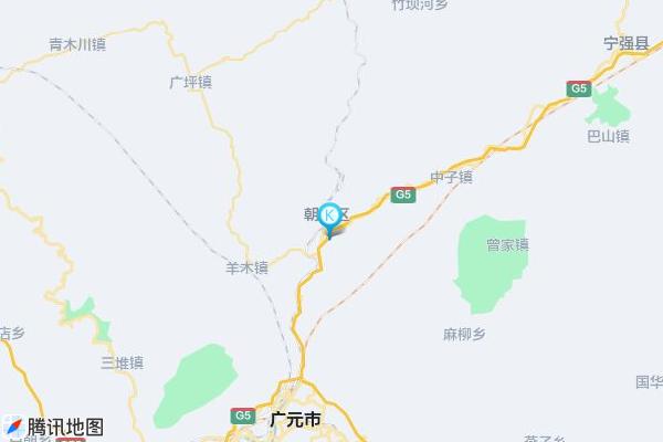 广州到广元长途搬家