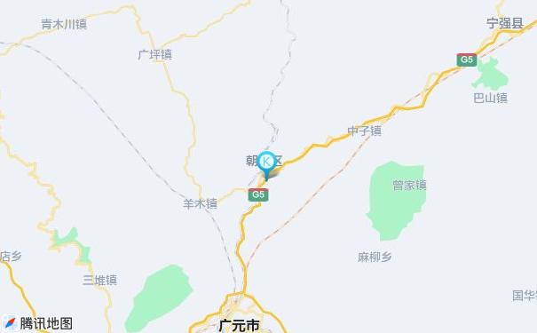 广州到广元货运专线