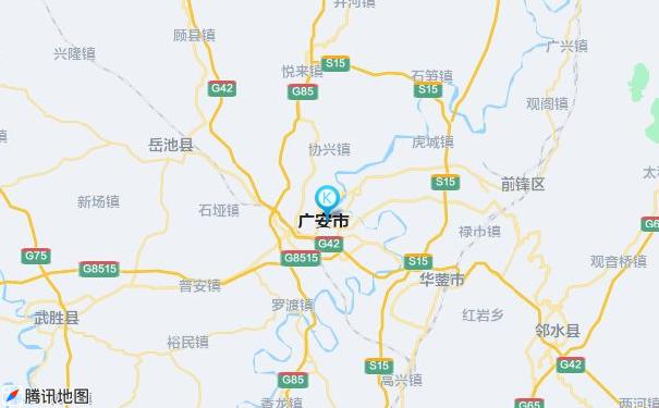 广州到广安货运专线
