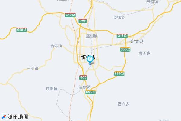 广州到忻州长途搬家