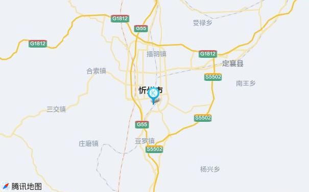 广州到忻州货运专线
