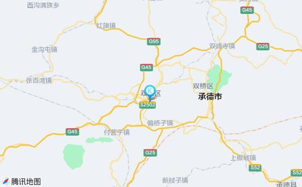 广州到承德货运专线