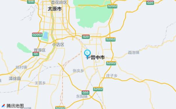 广州到晋中货运专线