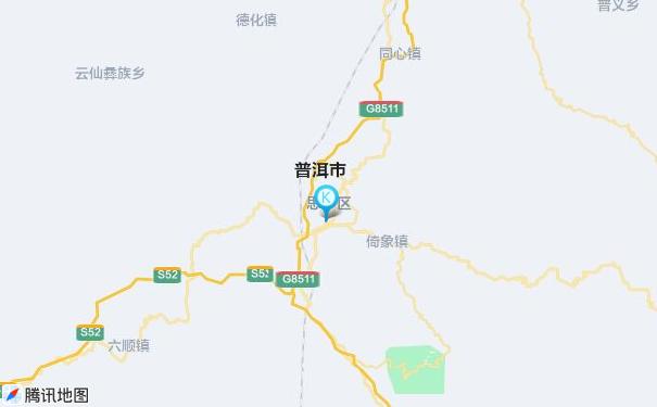 广州到普洱货运专线