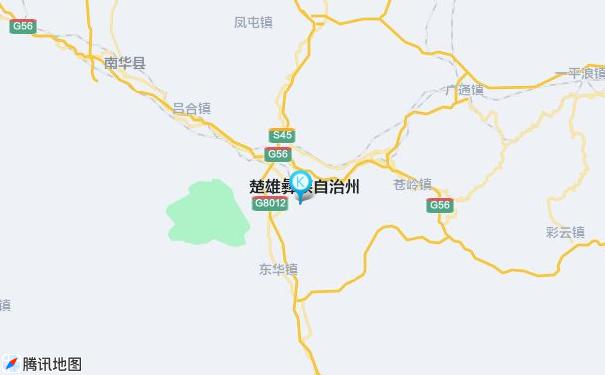 广州到楚雄货运专线