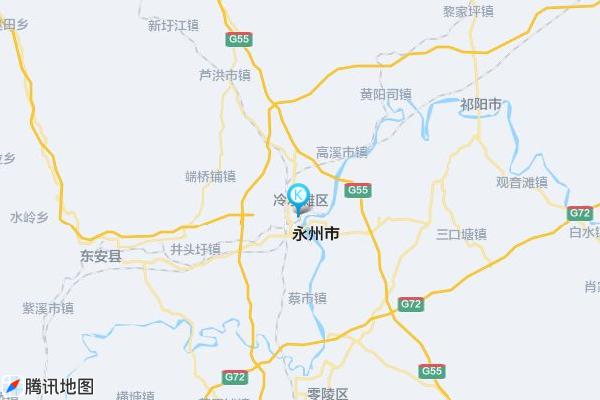 广州到永州长途搬家