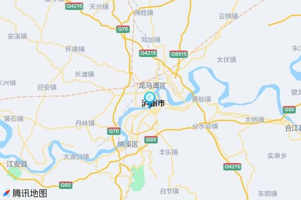 广州到泸州长途搬家