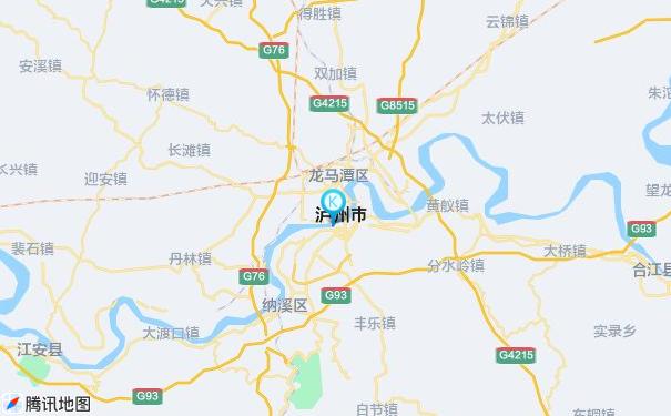 广州到泸州货运专线