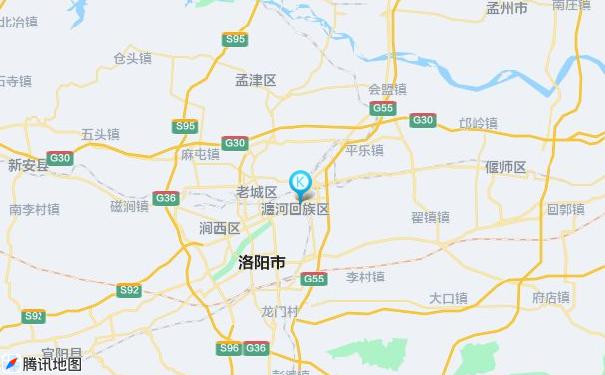 广州到洛阳货运专线