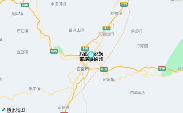 广州到湘西货运专线