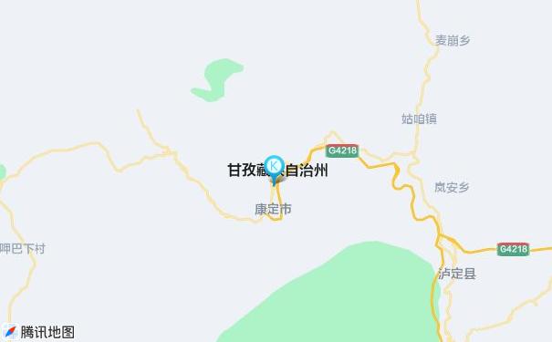广州到甘孜货运专线