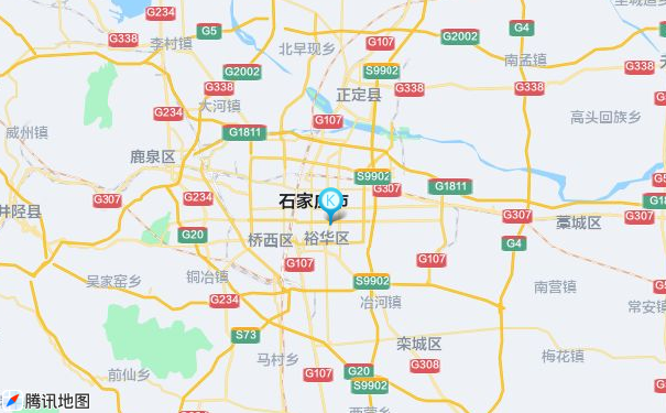 广州到石家庄货运专线