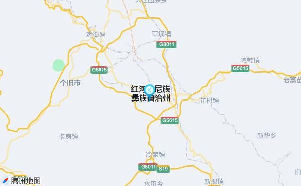 广州到红河货运专线