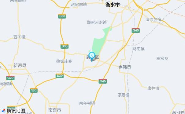 广州到衡水货运专线
