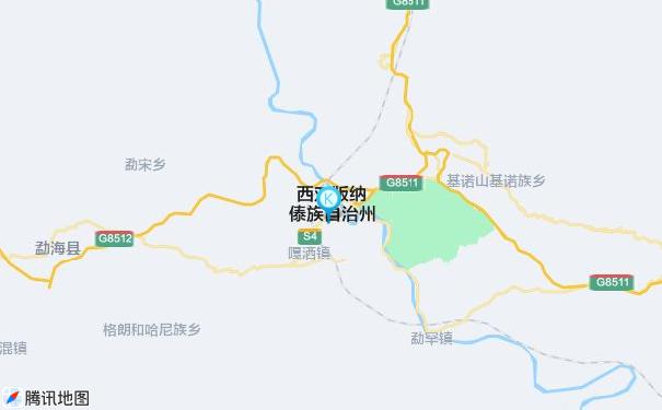 广州到西双版纳货运专线