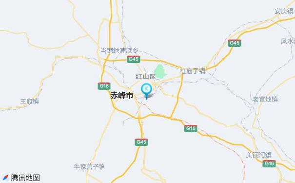 广州到赤峰货运专线
